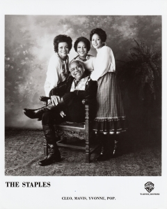 Staple Singers 1977 B&W